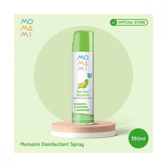 Momami Bye Bye Disinfectant Spray 350 Ml Bathing Care
