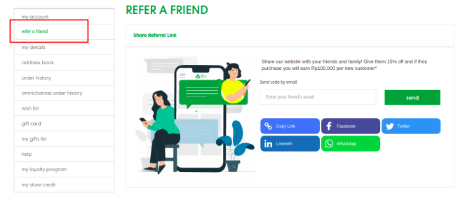 refer friend, early learning centre